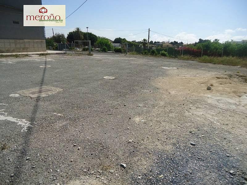 Foto - Nave industrial en alquiler en calle Partida Altabix, Altabix en Elche/Elx - 287855826