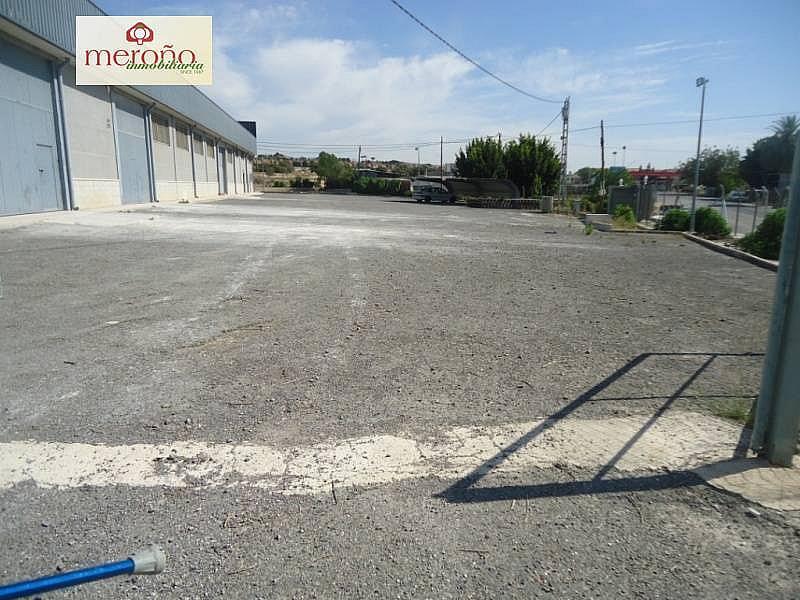 Foto - Nave industrial en alquiler en calle Partida Altabix, Altabix en Elche/Elx - 287855829