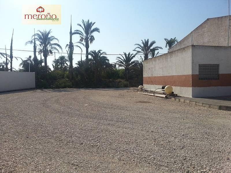 Foto - Nave industrial en alquiler en calle Algoros, Elche/Elx - 293759875