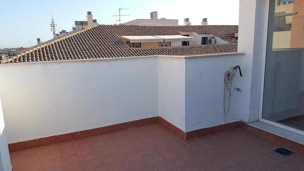 Ático en alquiler en calle Ocho de Marzo, Silla - 329109902
