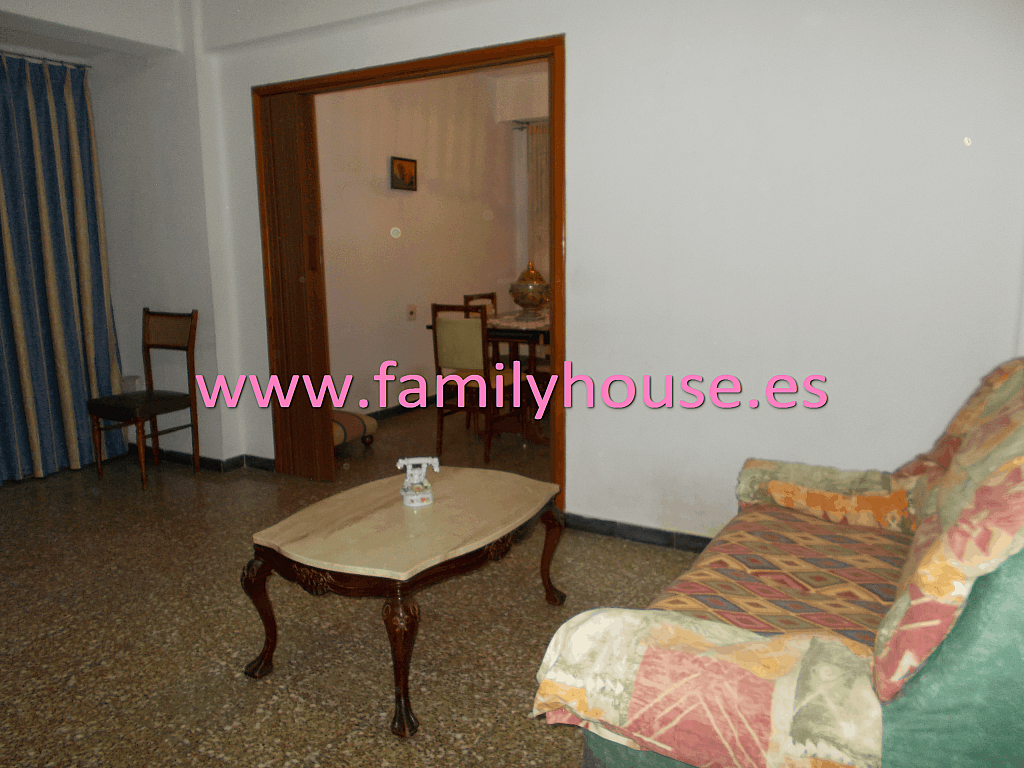 Piso en alquiler en calle Federico Pallardo, Benetússer - 300936642