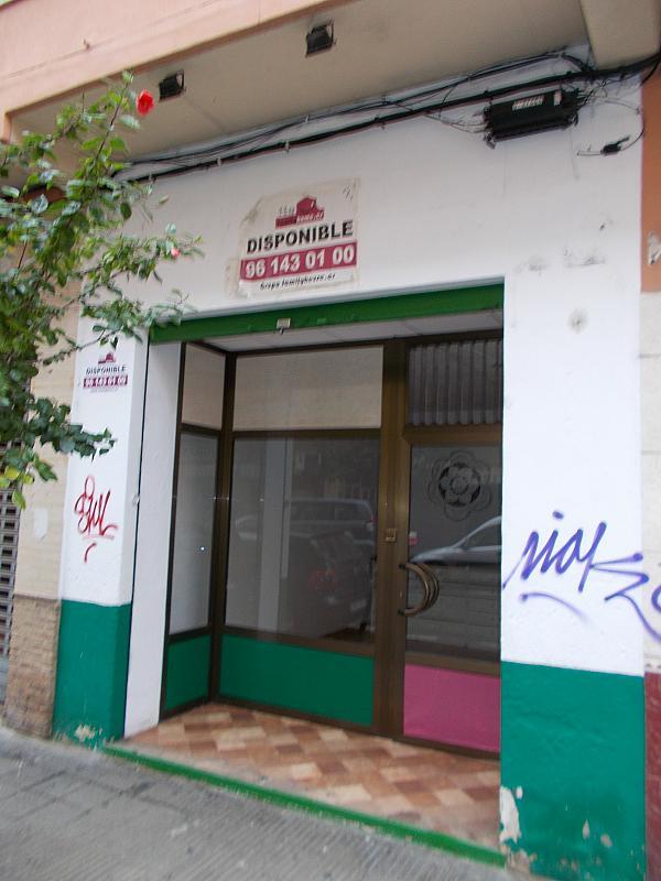 Local comercial en alquiler en calle Maerques del Turia, Benetússer - 351502766