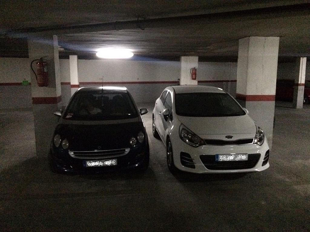 Parking en alquiler en calle Constitucion, Trinitat en Valencia - 323906606