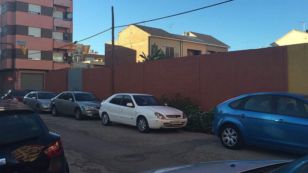 Solar en alquiler en calle Principal, El Castellar-L´Oliveral en Valencia - 323910122