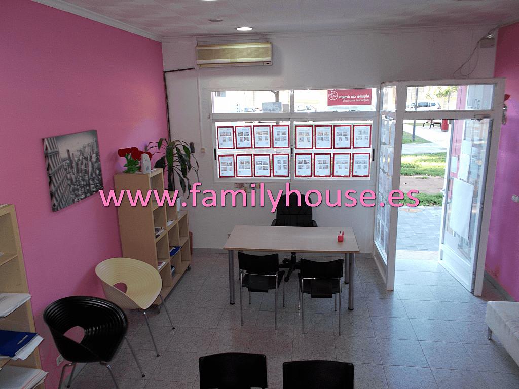 Local comercial en alquiler en calle Federico Pallardo, Alfafar - 326669848