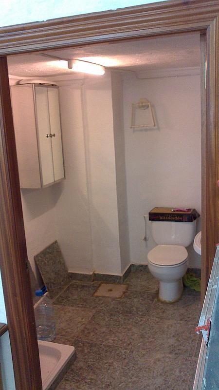 Baño - Local comercial en alquiler en calle Catarroja, Catarroja - 141541455