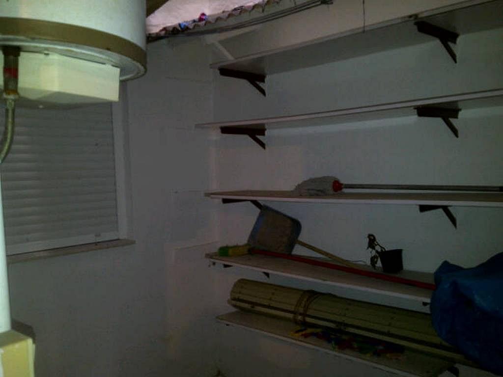 Piso en alquiler opción compra en calle De Marzo, Benetússer - 168334909