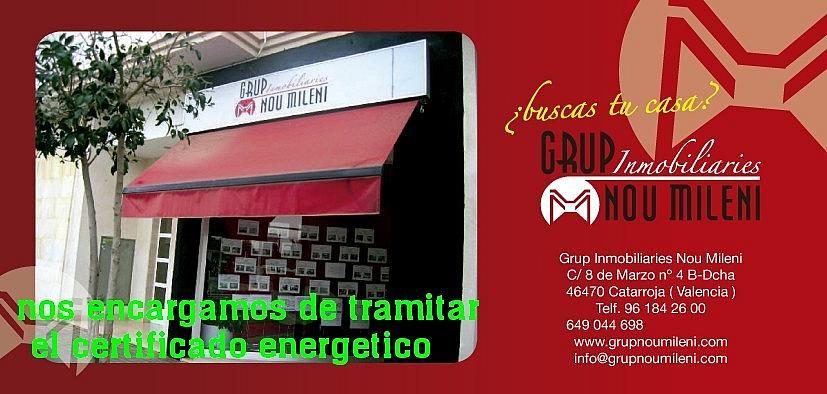 Piso en alquiler opción compra en calle De Marzo, Benetússer - 168334920
