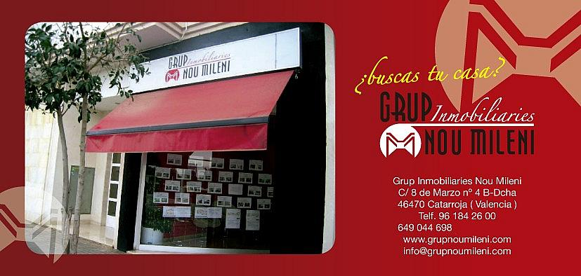 Piso en alquiler opción compra en calle De Marzo, Benetússer - 168334923