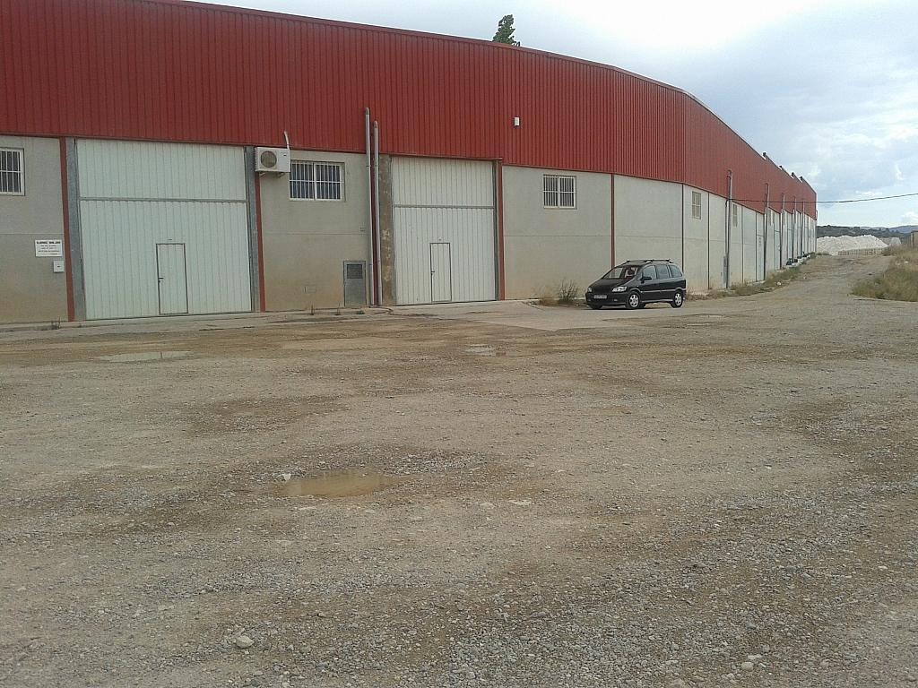 Nave industrial en alquiler en calle La Lloma, Villar del Arzobispo - 205527486