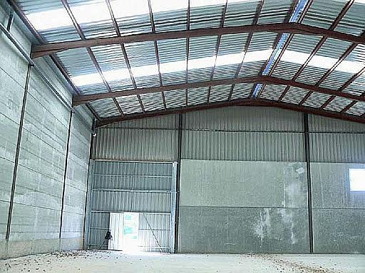 Nave industrial en alquiler en calle La Lloma, Villar del Arzobispo - 205527492