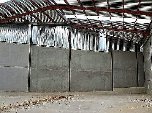 Nave industrial en alquiler en calle La Lloma, Villar del Arzobispo - 205527498