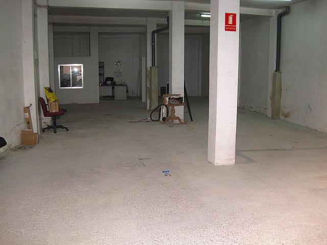 Local en alquiler en calle Literato Azorin, Benetússer - 213633664