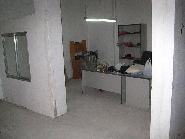 Local en alquiler en calle Literato Azorin, Benetússer - 213633665