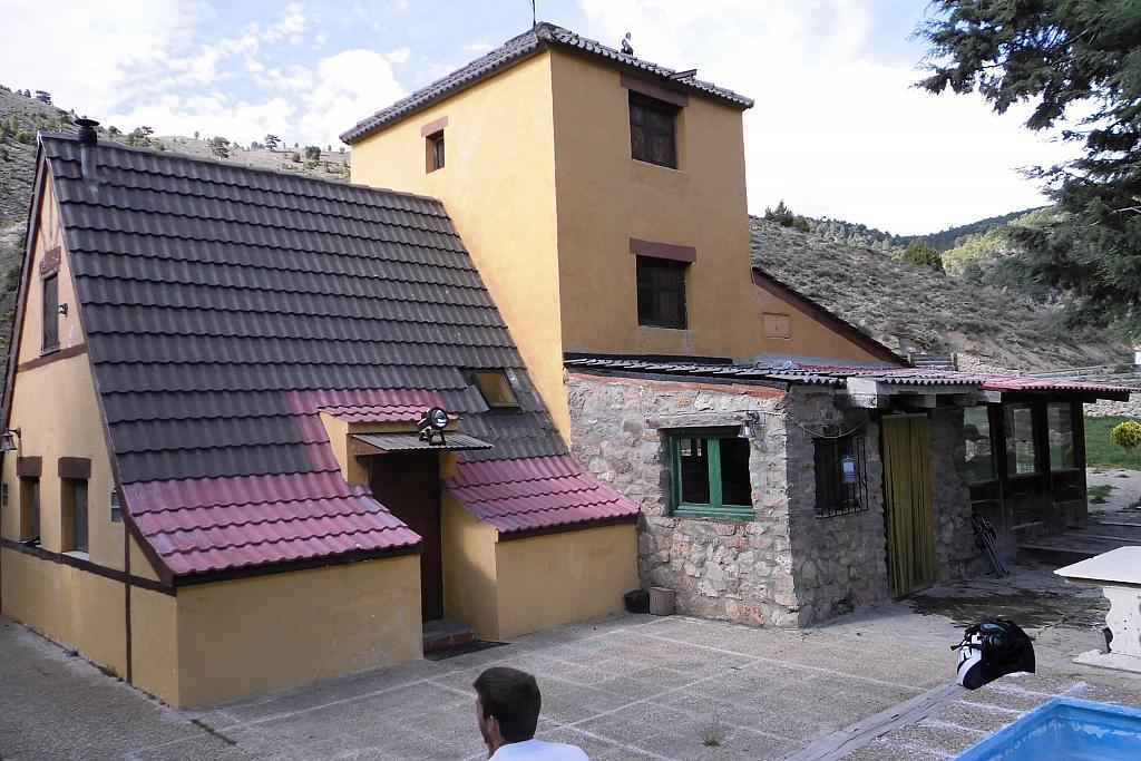 Casa rural en alquiler de temporada en calle Mayor, Camarena de la Sierra - 229086685
