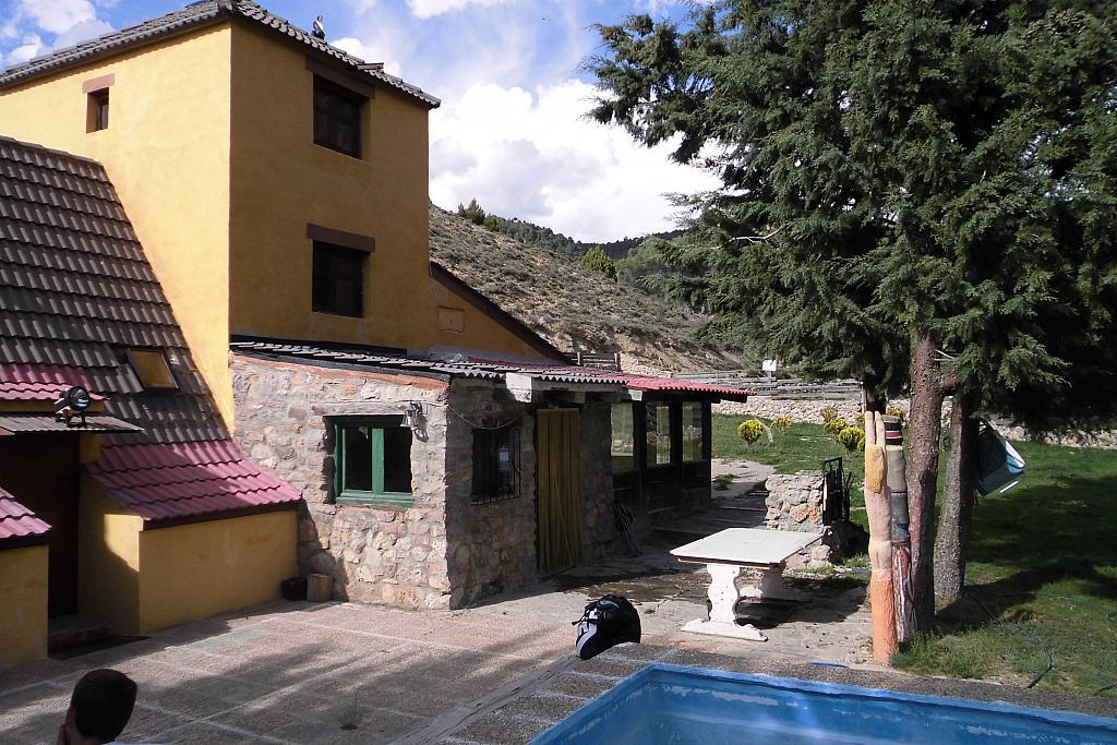 Casa rural en alquiler de temporada en calle Mayor, Camarena de la Sierra - 229086691