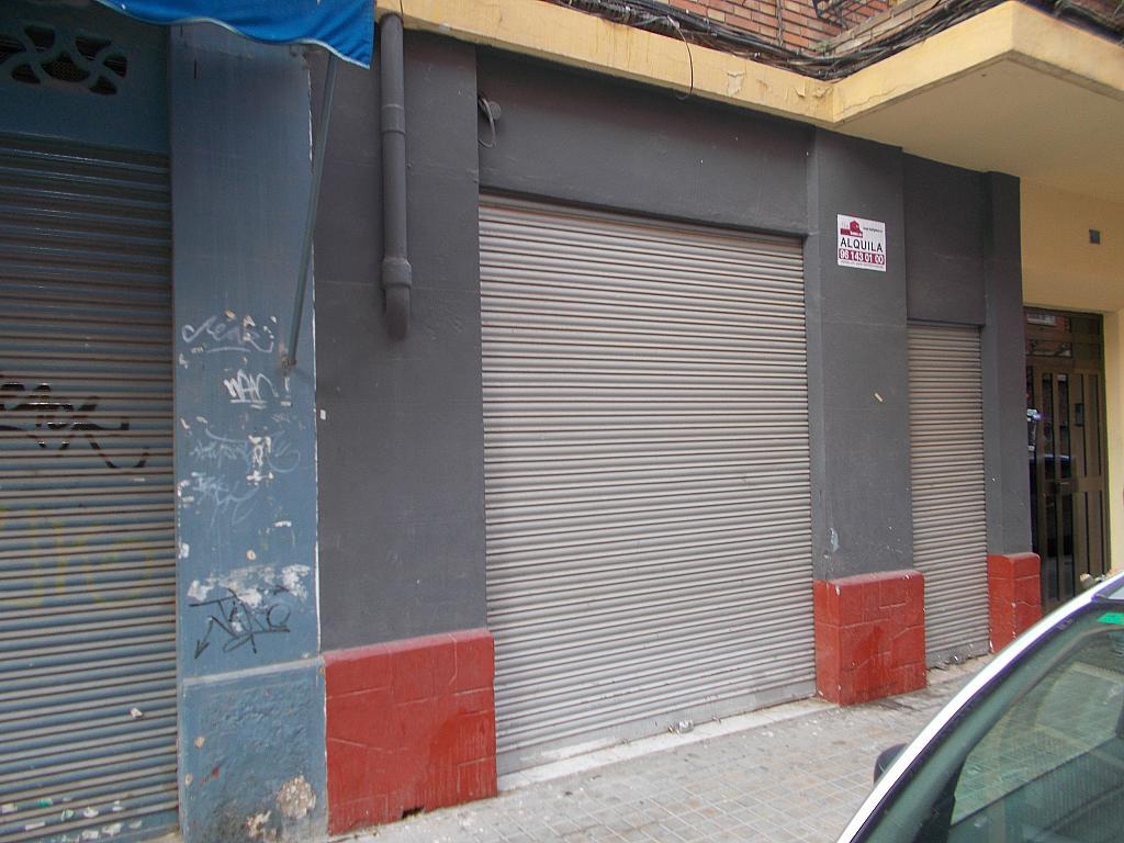 Local comercial en alquiler en calle Nueve de Octubre, Benetússer - 238790484