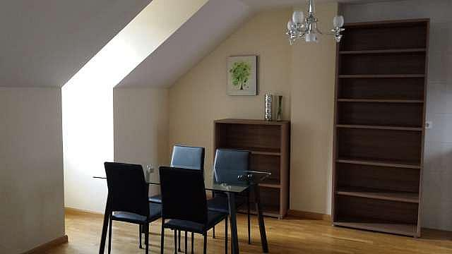 Salón - Apartamento en alquiler en calle Argañosa, La Argañosa en Oviedo - 263948721