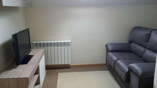 Salón - Apartamento en alquiler en calle Argañosa, La Argañosa en Oviedo - 263948843