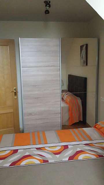 Dormitorio - Apartamento en alquiler en calle Argañosa, La Argañosa en Oviedo - 263948847