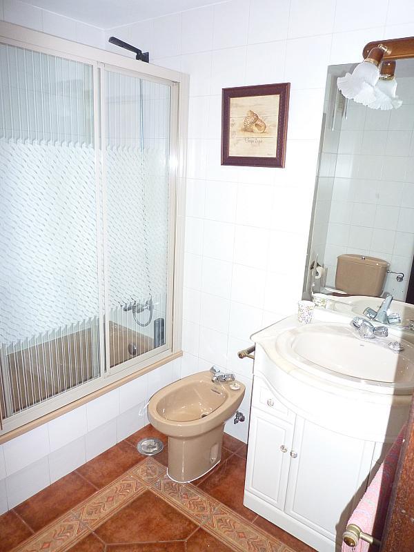Baño - Piso en alquiler en calle Catedratico Martinez Cachero, La Argañosa en Oviedo - 269760086