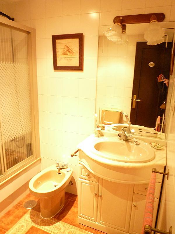 Baño - Piso en alquiler en calle Catedratico Martinez Cachero, La Argañosa en Oviedo - 269760089