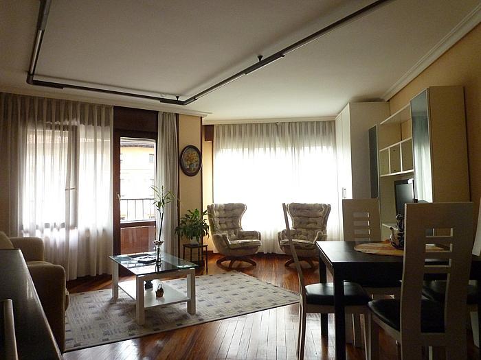 Apartamento en alquiler en calle Melquiades Alvarez, Centro en Oviedo - 297988809