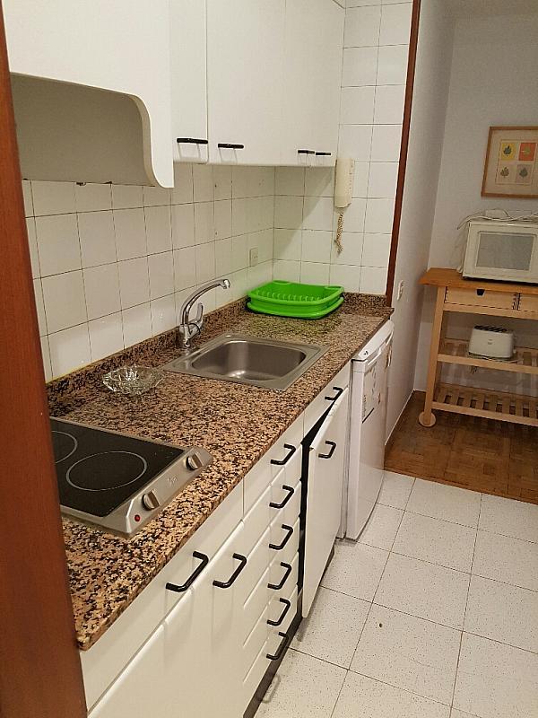 Cocina - Piso en alquiler en calle Santa Eulalia de Merida, Buenavista-El Cristo en Oviedo - 304848120