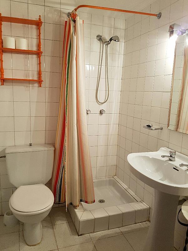 Baño - Piso en alquiler en calle Santa Eulalia de Merida, Buenavista-El Cristo en Oviedo - 304848123