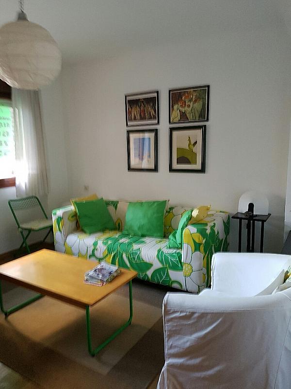 Salón - Piso en alquiler en calle Santa Eulalia de Merida, Buenavista-El Cristo en Oviedo - 304848130