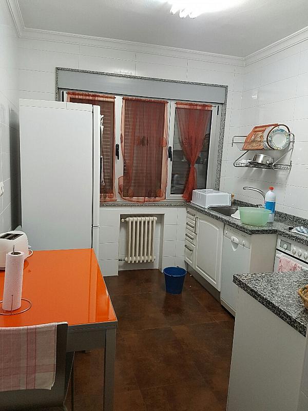Piso en alquiler en calle Miguel Traviesas, Parque San Francisco - Plaza de América en Oviedo - 308855515