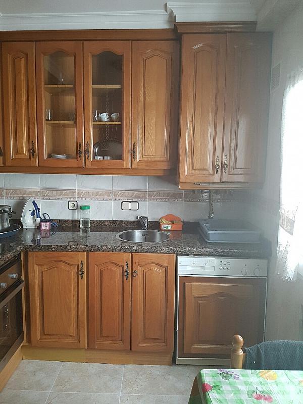 Cocina - Piso en alquiler en calle Fuertes Acevedo, Buenavista-El Cristo en Oviedo - 314909250