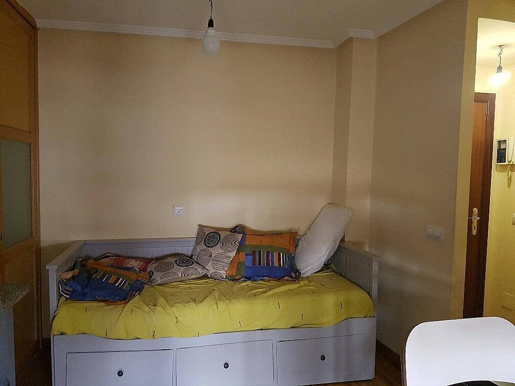 Estudio en alquiler en calle Ricardo Montes, Ciudad Naranco en Oviedo - 317595128