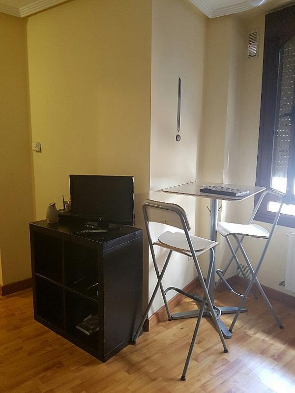 Estudio en alquiler en calle Ricardo Montes, Ciudad Naranco en Oviedo - 317595133