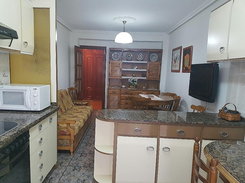 Piso en alquiler en calle Jose Echegaray, La Argañosa en Oviedo - 329108977