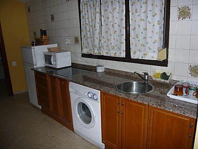 Cocina - Apartamento en alquiler en calle Padre Aller, Vallobin-La Florida-Las Campas en Oviedo - 189428659