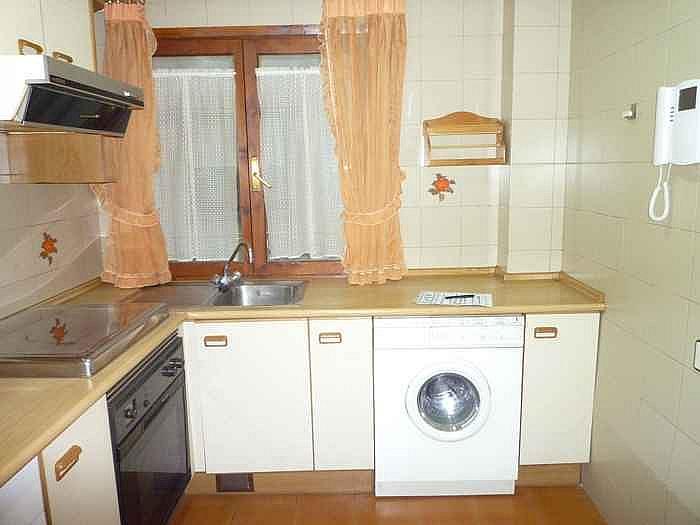 Cocina - Piso en alquiler en calle Gregorio Marañon, Vallobin-La Florida-Las Campas en Oviedo - 190698517
