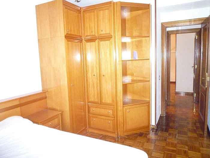 Dormitorio - Piso en alquiler en calle Gregorio Marañon, Vallobin-La Florida-Las Campas en Oviedo - 190698527