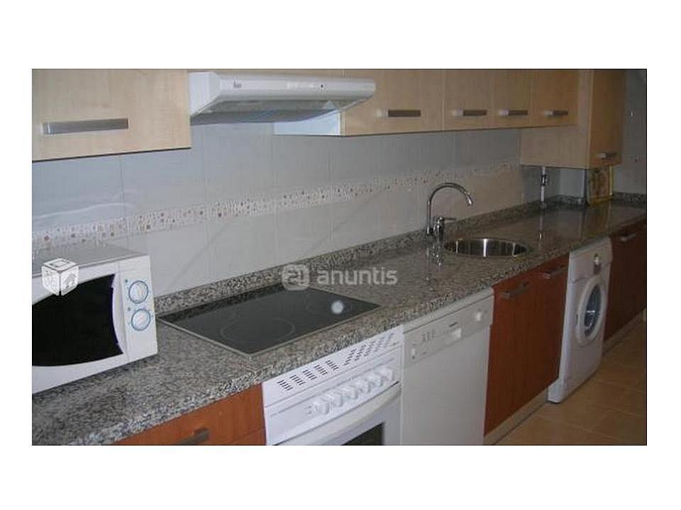Cocina - Piso en alquiler en calle Luxemburgo, Teatinos en Oviedo - 211923631