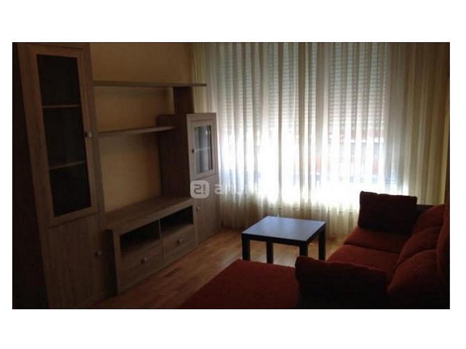 Salón - Piso en alquiler en calle Luxemburgo, Teatinos en Oviedo - 211923634