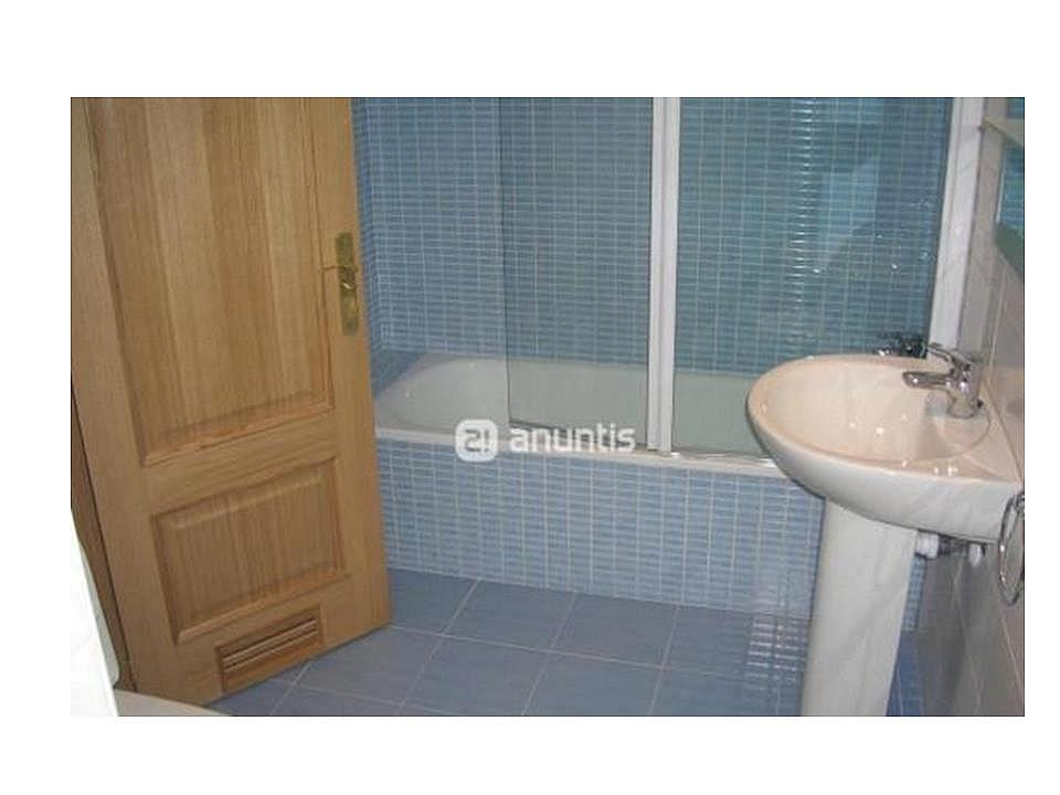 Baño - Piso en alquiler en calle Luxemburgo, Teatinos en Oviedo - 211923636