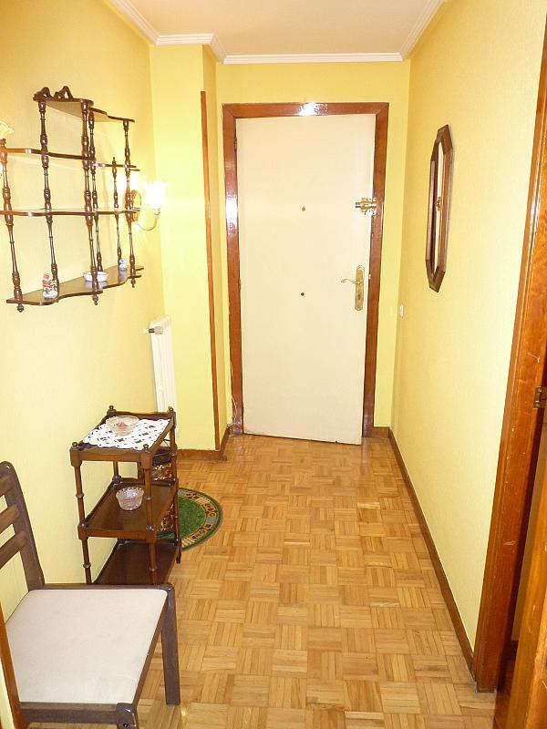 Vestíbulo - Piso en alquiler en calle Covadonga, Centro en Oviedo - 243432758