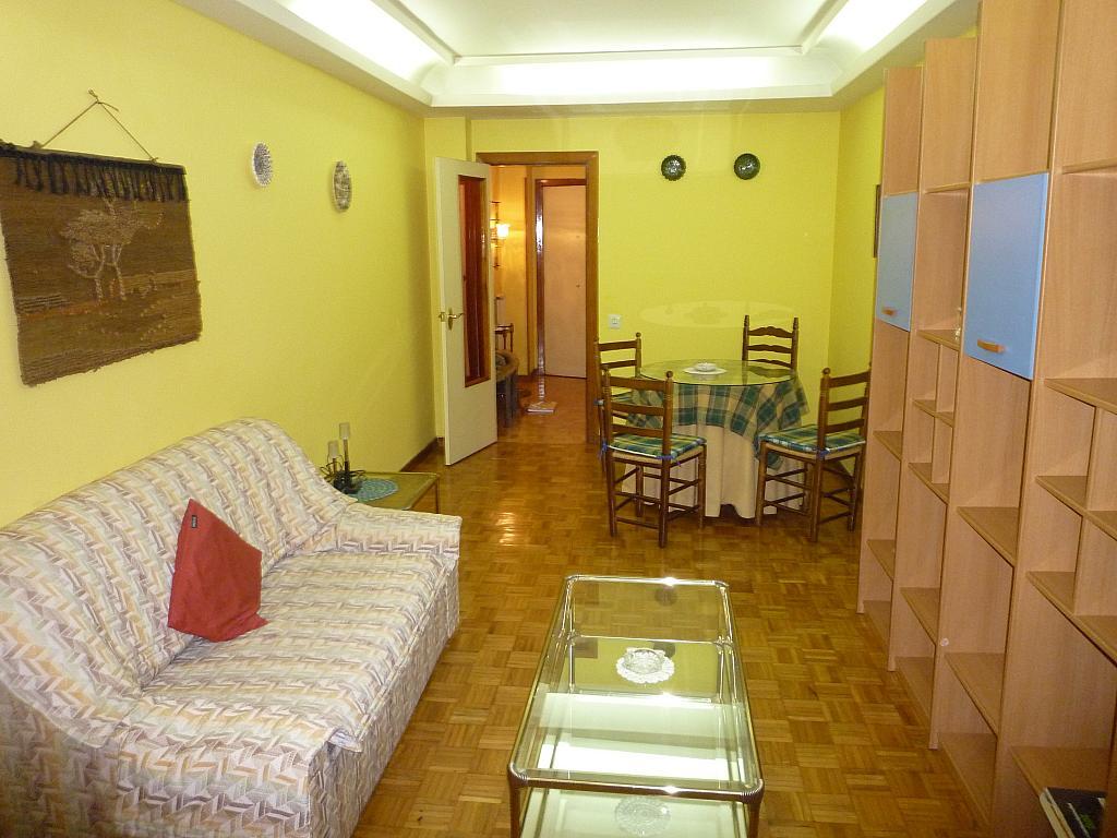 Salón - Piso en alquiler en calle Covadonga, Centro en Oviedo - 243433249