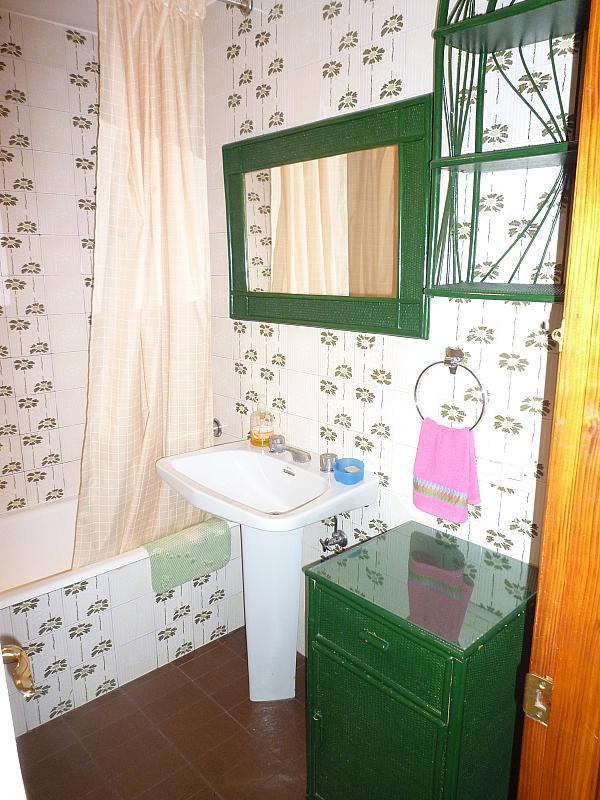 Baño - Piso en alquiler en calle Covadonga, Centro en Oviedo - 243434846