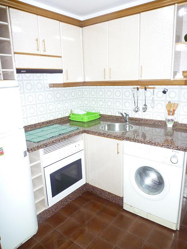 Cocina - Piso en alquiler en calle Covadonga, Centro en Oviedo - 243435046