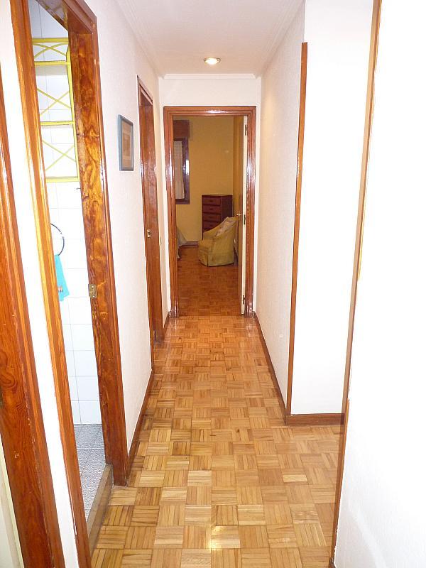 Pasillo - Piso en alquiler en calle Covadonga, Centro en Oviedo - 243435054