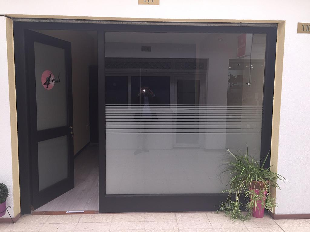 Detalles - Local en alquiler en calle Atenas, Punta Galea en Rozas de Madrid (Las) - 220812840