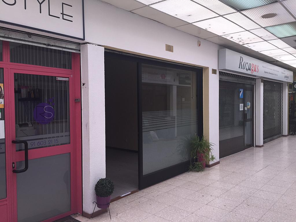 Fachada - Local en alquiler en calle Atenas, Punta Galea en Rozas de Madrid (Las) - 220812859
