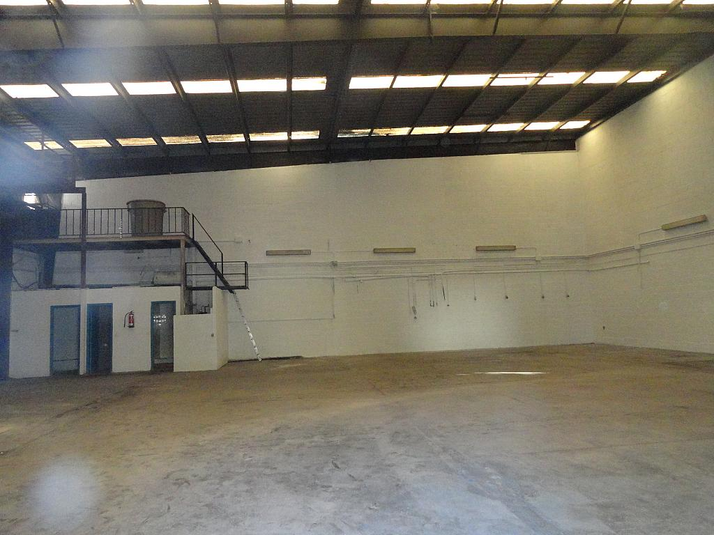 Vestíbulo - Nave industrial en alquiler en polígono Legizamón, Etxebarri - 295779492