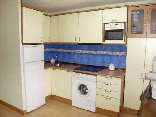 Cocina - Apartamento en alquiler de temporada en calle L, Luz Saint Sauveur - 92016998